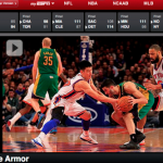 Jeremy Lin's chink in the armor, the headline-writer means