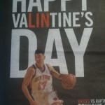 AM New York Hearts Jeremy Lin