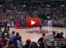 Here&#8217;s Video Of Jeremy Lin&#8217;s Game-Winning Shot That Had Toronto Fans Cheering