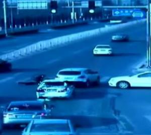 Traffic Light - start of a beautiful, horrific thing