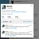 China Daily follows @donut55