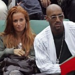 Anelka and wife