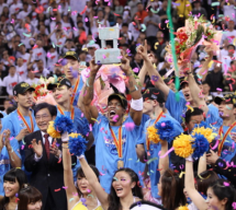 In Beijing, The New Champion Of Chinese Basketball