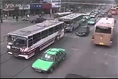 Man Playing Real-Life Frogger In China Does Not Successfully Cross Road
