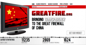 The Great Firewall can suck it