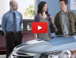 Honda's Commercial Foreign Language Couple