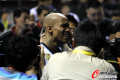 Fans Chant M-V-P As Marbury Gets Emotional At End Of Series-Clinching Win