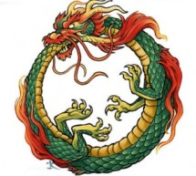 The Dragon Eats Its Own Tail: China Daily&#8217;s Slideshow Via Xinhua Of Reporters Covering NPC/CPPCC Meetings