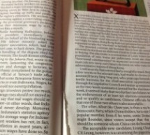 Does Anyone Know What Happened To Pages 25-26 In The February 18 Issue Of The Economist?
