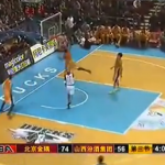 Two Dunks In Particular Made Sunday's Beijing-Shanxi Game Kind Of Awesome; Also: Marbury's Tears Of Joy
