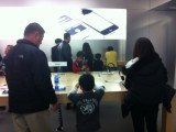 The Chinese In America: At The iPhone Store