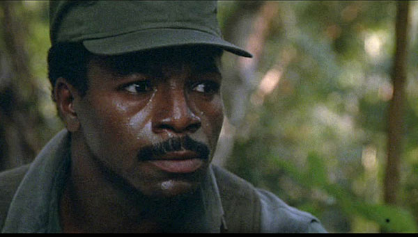 Carl Weathers Everybody sees Carl Weathers