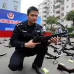 What Homemade Firearms In China Look Like: Crossbows