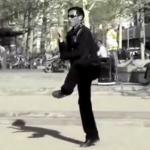 Of All The Dancing Men On Wangfujing You'll See Today, This One Is The Best