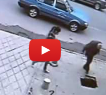 Another Pedestrian Falls Through Sidewalk In China, This Time On Video