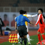 Shanghai Shenxin And Qingdao Soccer Players Skirmished Yesterday On National TV, But Does Anyone Care?