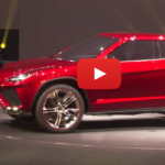 They Introduced The Lamborghini Urus In Beijing With Dancing Acrobats