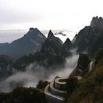 Tianmenshan Heaven-Linking Avenue