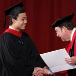 Pictures Of Bo Guagua At His Harvard Commencement Ceremony