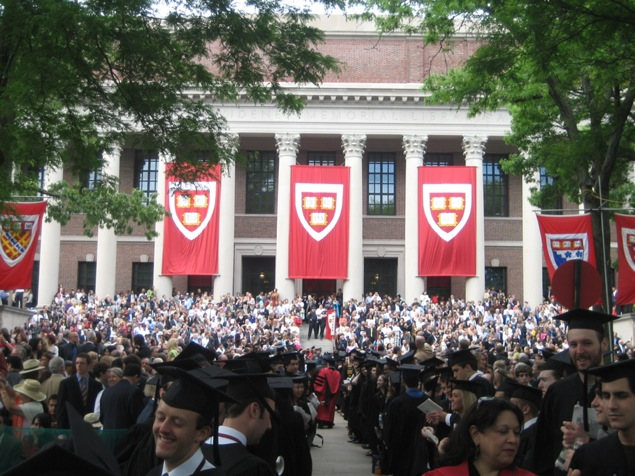Slate Asks Why Harvard Is Training The Next Generation Of