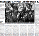 Human rights record of the US 2011 featured image