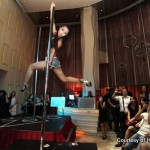 Zeta Bar Pole Dance 1