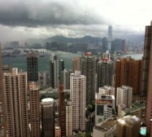Picture of the Day: Hong Kong&#8217;s Victoria Harbor: A Middle-Class View