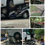 Bus Reportedly Kills Police Officer In Beijing After Rolling Over His Car [UPDATE]