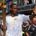 Drogba puts torch-carrying duties over Shanghai team announcements