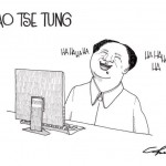 "George Takei Of USS Enterprise Fame Posts ""LMAO Tse Tung"""