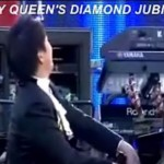 Lang Lang performs at Queen's Jubilee