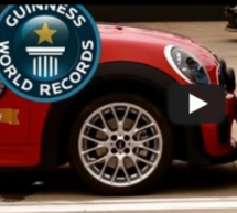 Your New Guinness World Record Holder For Parallel Parking Resides In China