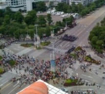 Another Riot In Guangdong, Caused By Teens Fighting, Reportedly With Casualties [Video]