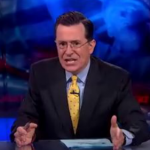 Watch: Stephen Colbert On Asian Immigrants In America