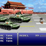 Mid-Week Links: Tiananmen Tank Man in 8-bit, Angry Birds not angry at counterfeits, and a gaokao writing contest
