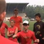 BON TV Also Reports On China Ultimate Frisbee