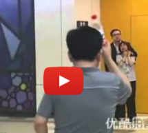 In This Video, We Hear The Beijing Subway Hostage-Taker's Voice