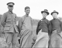 Amazing Historic Photographs From China&#8217;s Black-And-White Era