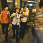 Hostage-Taker Shot Dead In Beijing Last Night (With Video)