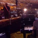 Paul McCartney teleprompter closer
