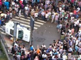 Riot Police And Protestors Clash In Shifang, Sichuan Province [UPDATE]