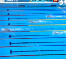 Here, Again, Is Ye Shiwen's Controversial Swim In The 400-Meter Medley
