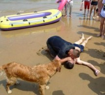 Aussie Rescues Drowning Man Off Shandong Beach, Saves Him With CPR