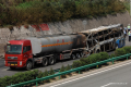 At Least 36 Dead In Fiery Highway Collision In Shaanxi
