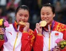 "After Much Ado, China's ""Other"" Badminton Team Won The Women's Doubles Gold"