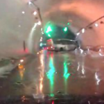 Dashboard Cam Records Bus Hydroplaning Before Tipping Over, Killing One Passenger