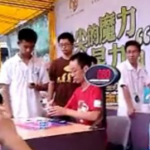 Guiyang Has Many, Many Kids Who Can Complete The Rubik's Cube Faster Than You