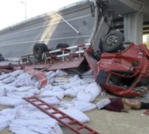 Highway Collapse In Harbin Kills Three