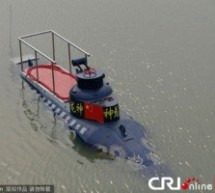 Chinese Man Builds Homemade Submarine, And Here's Proof That It Works