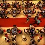 Mahjong competition